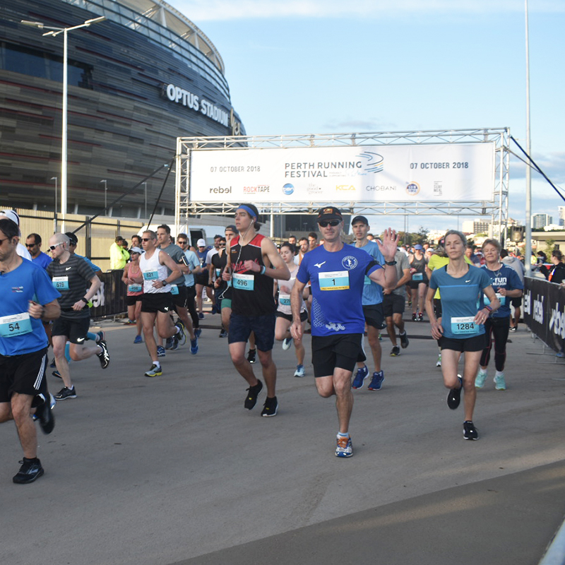 Perth Running Festival 2019 | Proudly Supporting the Perkins